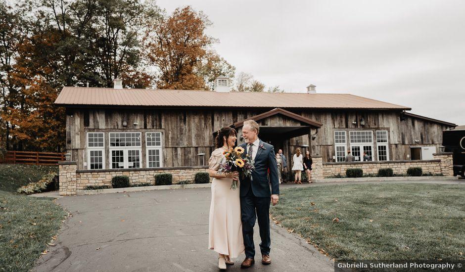 Joyce and George's Wedding in Lithopolis, Ohio