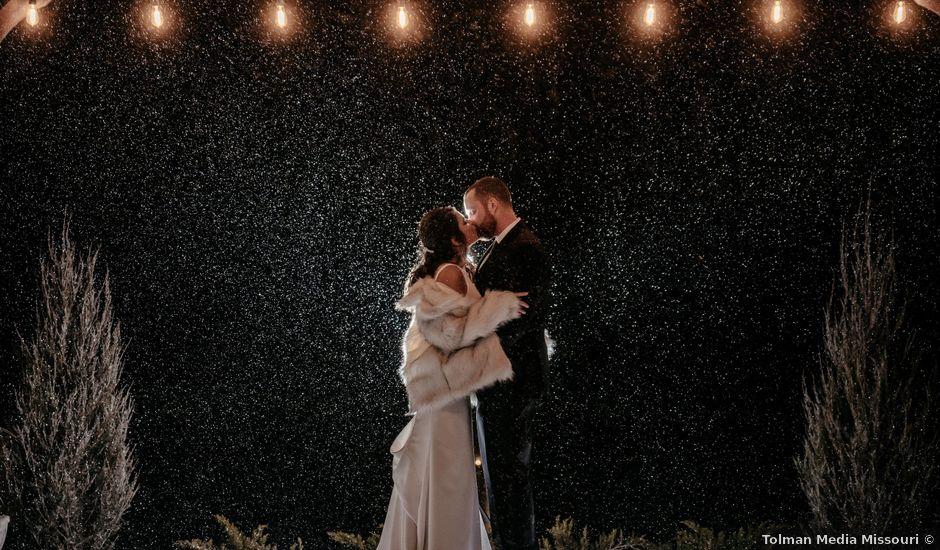 Bryan and Melissa's Wedding in Cottleville, Missouri
