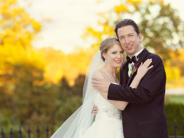 Angelyn and Patrick's Wedding in Florham Park, New Jersey 1