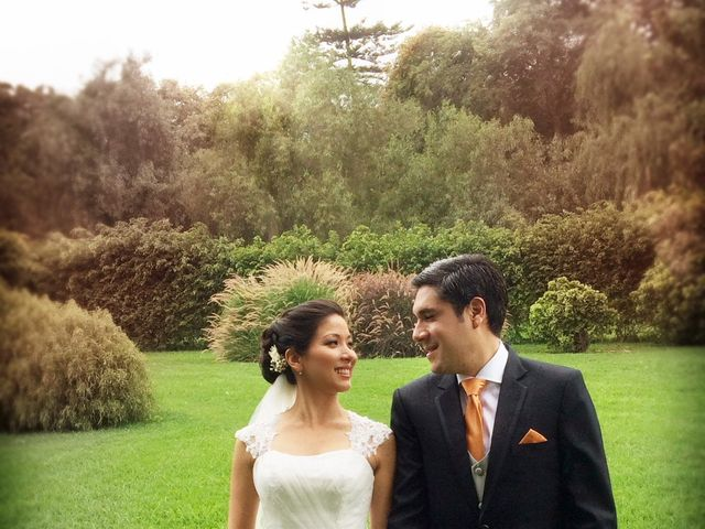 The wedding of Javier and Gisella