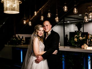 The wedding of Brittney and Nate