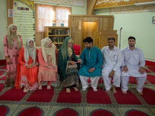 The wedding of Hasan and Shayla 2