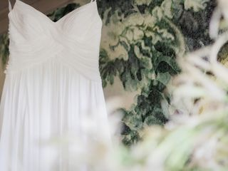 The wedding of Cristal and Callan 2