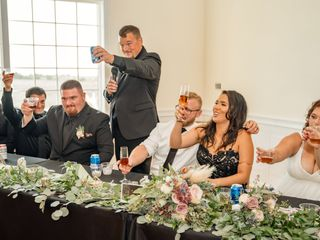 The wedding of Ariana and Brian 3