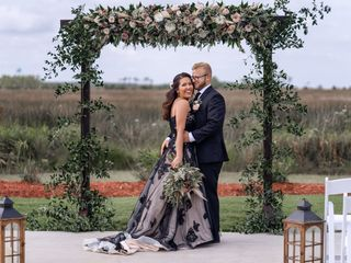 The wedding of Ariana and Brian