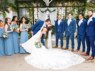 The wedding of Nicholas and Stefany 1
