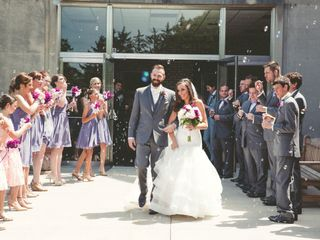 Jessica and Zachary's Wedding in Cuyahoga Falls, Ohio 8