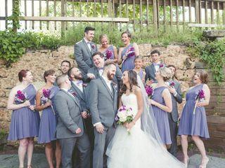 Jessica and Zachary's Wedding in Cuyahoga Falls, Ohio 9