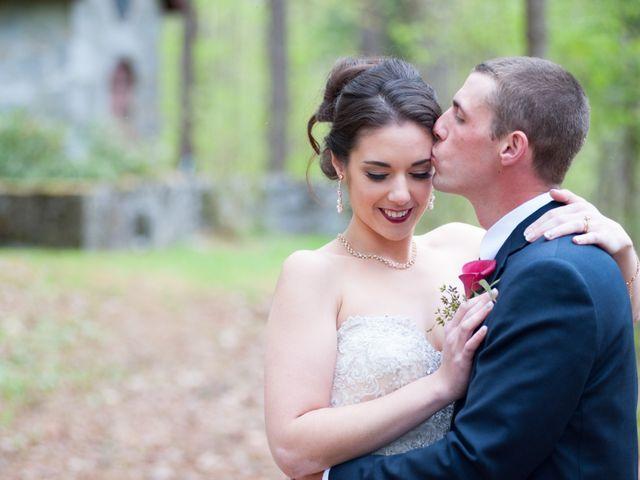 The wedding of Jami and Bobby