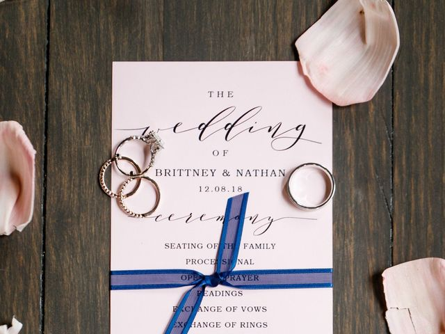 Nate and Brittney's Wedding in Shelby, North Carolina 5