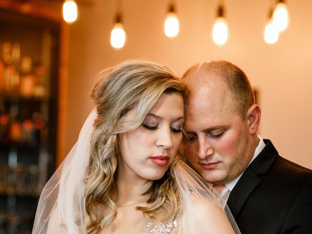 Nate and Brittney's Wedding in Shelby, North Carolina 8