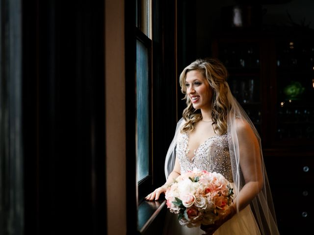 Nate and Brittney's Wedding in Shelby, North Carolina 13