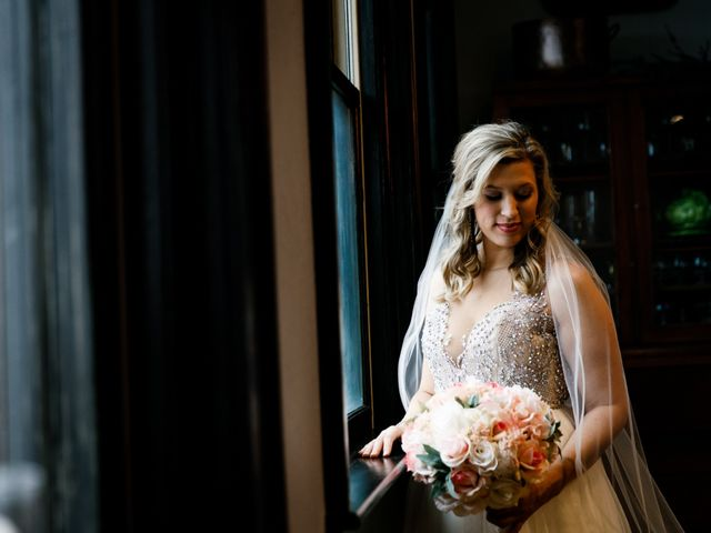 Nate and Brittney's Wedding in Shelby, North Carolina 14