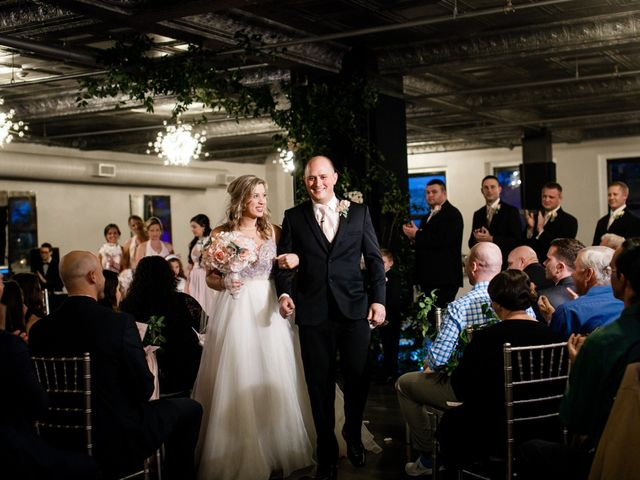 Nate and Brittney's Wedding in Shelby, North Carolina 17