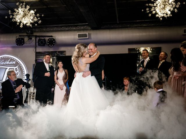 Nate and Brittney's Wedding in Shelby, North Carolina 25