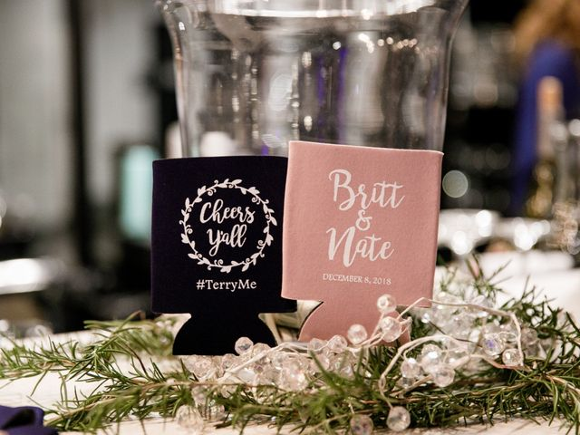 Nate and Brittney's Wedding in Shelby, North Carolina 26