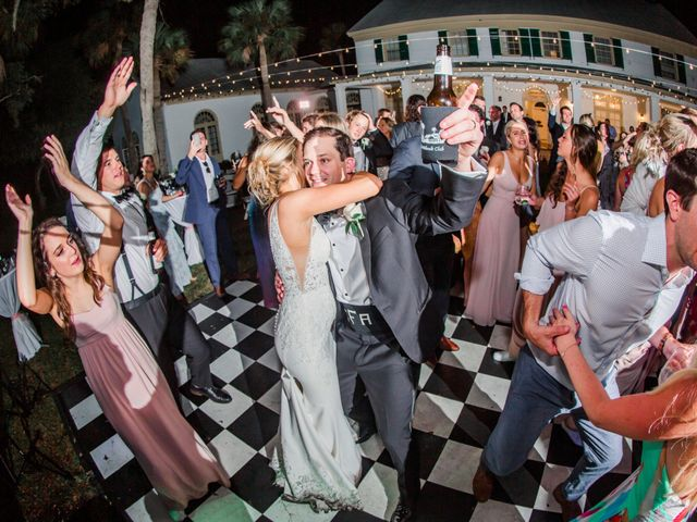 Clayton and Kelly's Wedding in Jacksonville Beach, Florida 8