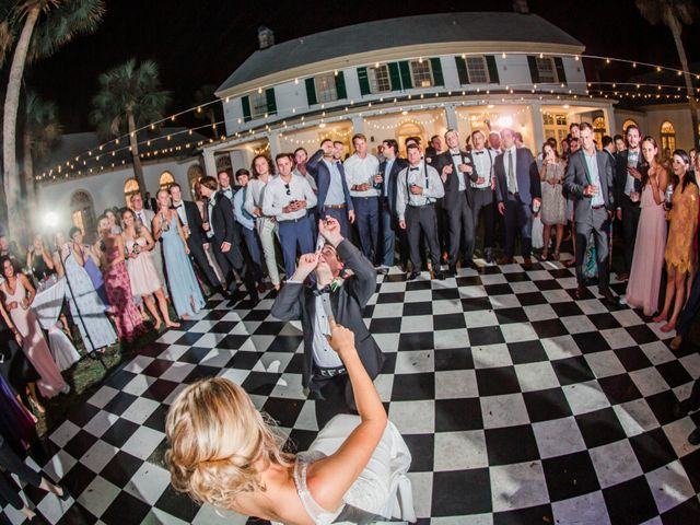 Clayton and Kelly's Wedding in Jacksonville Beach, Florida 11