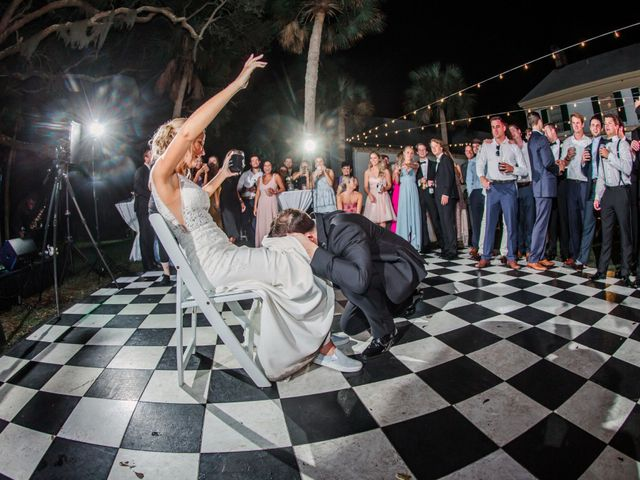 Clayton and Kelly's Wedding in Jacksonville Beach, Florida 12