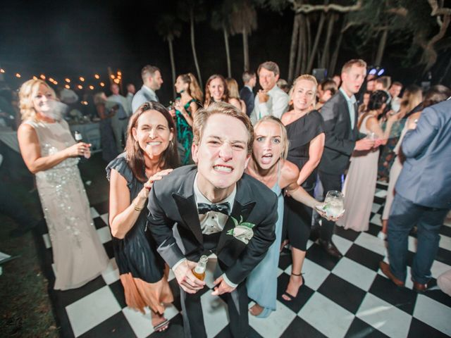 Clayton and Kelly's Wedding in Jacksonville Beach, Florida 19