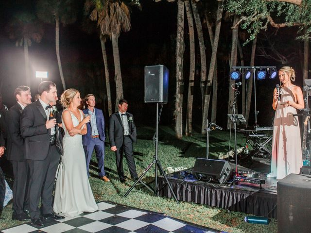Clayton and Kelly's Wedding in Jacksonville Beach, Florida 23