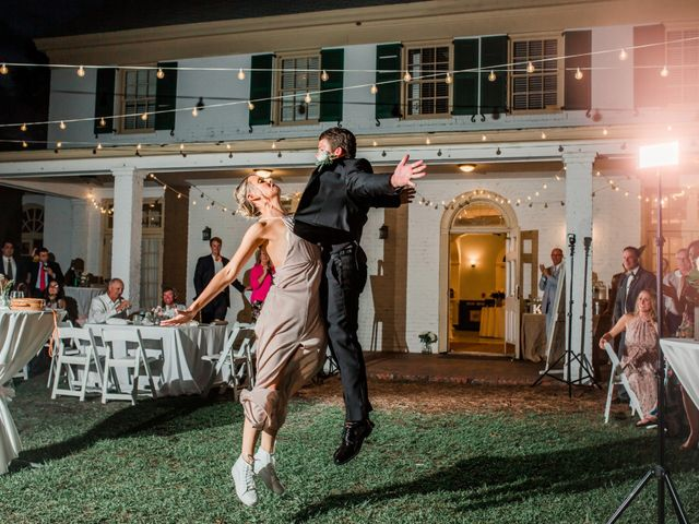 Clayton and Kelly's Wedding in Jacksonville Beach, Florida 25