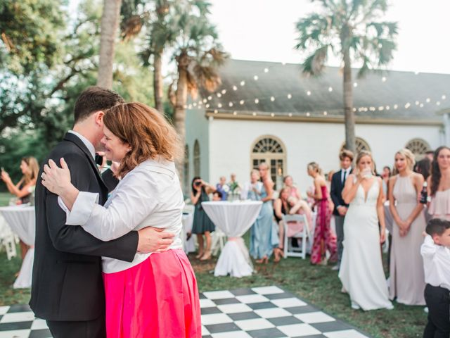 Clayton and Kelly's Wedding in Jacksonville Beach, Florida 34