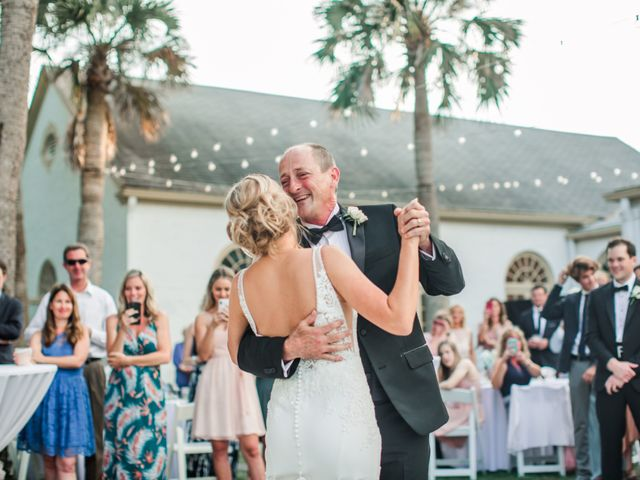 Clayton and Kelly's Wedding in Jacksonville Beach, Florida 36