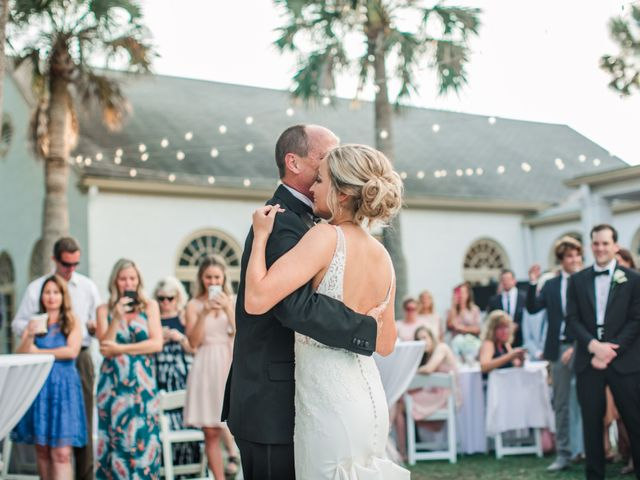 Clayton and Kelly's Wedding in Jacksonville Beach, Florida 37
