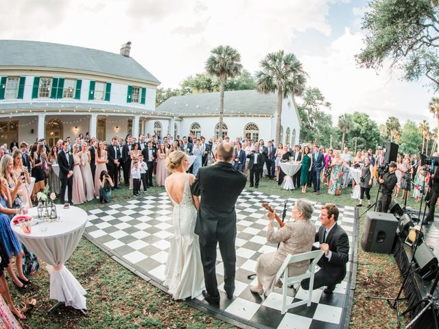 Clayton and Kelly's Wedding in Jacksonville Beach, Florida 41
