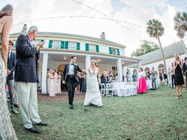 Clayton and Kelly's Wedding in Jacksonville Beach, Florida 50