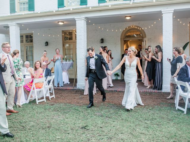 Clayton and Kelly's Wedding in Jacksonville Beach, Florida 51