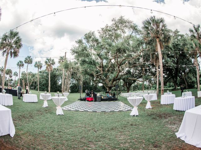 Clayton and Kelly's Wedding in Jacksonville Beach, Florida 53