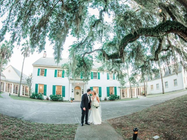 Clayton and Kelly's Wedding in Jacksonville Beach, Florida 75