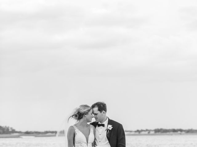Clayton and Kelly's Wedding in Jacksonville Beach, Florida 81