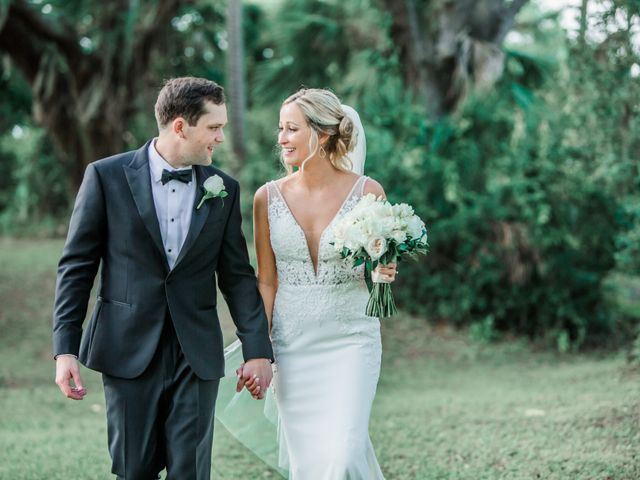 The wedding of Kelly and Clayton