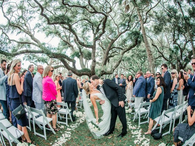 Clayton and Kelly's Wedding in Jacksonville Beach, Florida 1