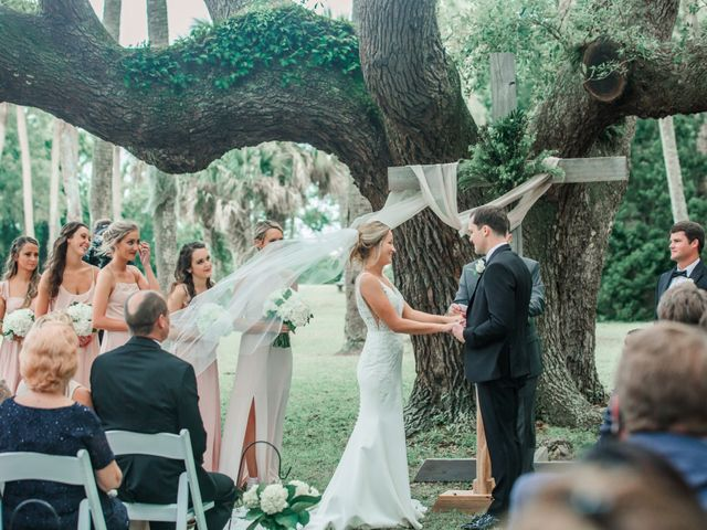 Clayton and Kelly's Wedding in Jacksonville Beach, Florida 101