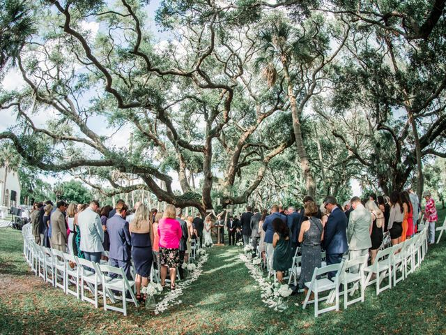 Clayton and Kelly's Wedding in Jacksonville Beach, Florida 105