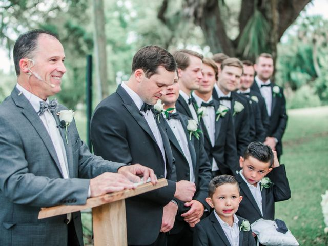 Clayton and Kelly's Wedding in Jacksonville Beach, Florida 109