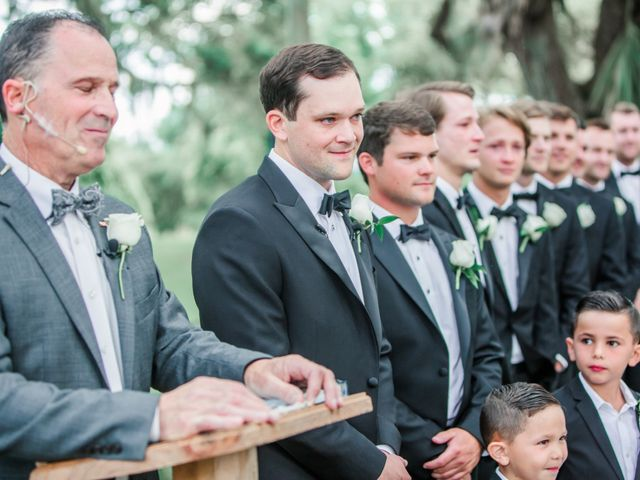 Clayton and Kelly's Wedding in Jacksonville Beach, Florida 110