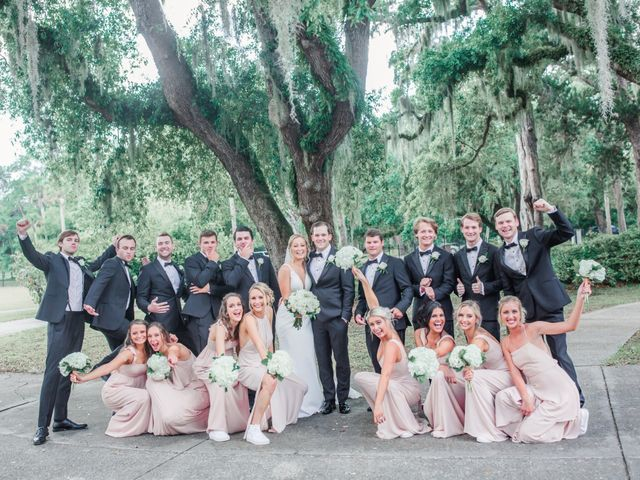 Clayton and Kelly's Wedding in Jacksonville Beach, Florida 123
