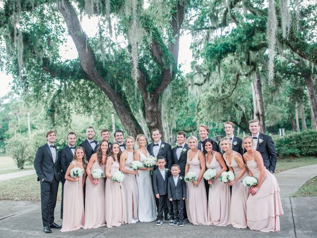 Clayton and Kelly's Wedding in Jacksonville Beach, Florida 124