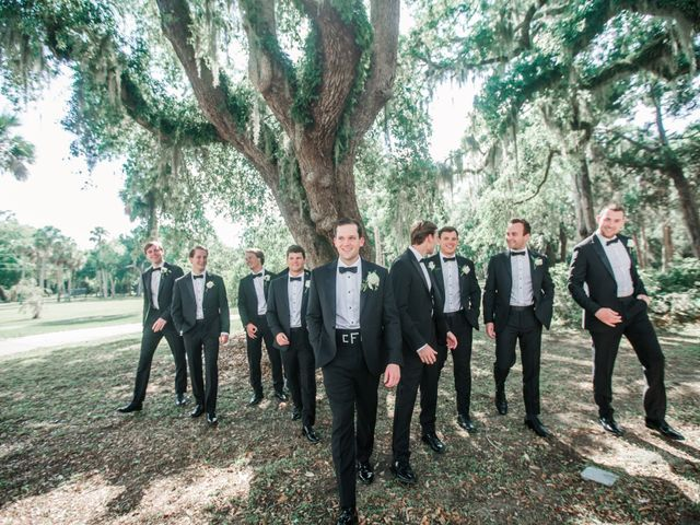 Clayton and Kelly's Wedding in Jacksonville Beach, Florida 129