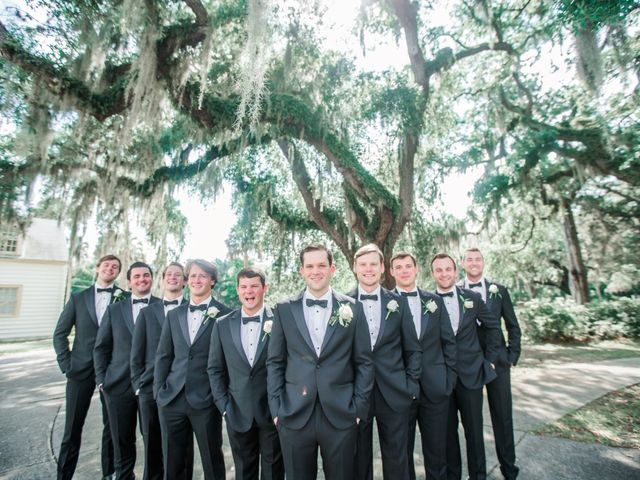 Clayton and Kelly's Wedding in Jacksonville Beach, Florida 130