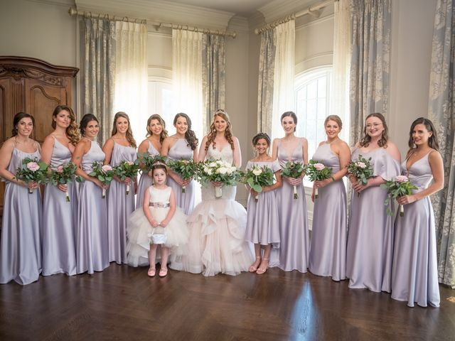 Jessica and Peter's Wedding in East Brunswick, New Jersey 4