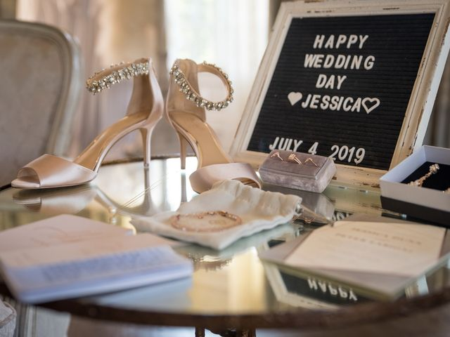 Jessica and Peter's Wedding in East Brunswick, New Jersey 10