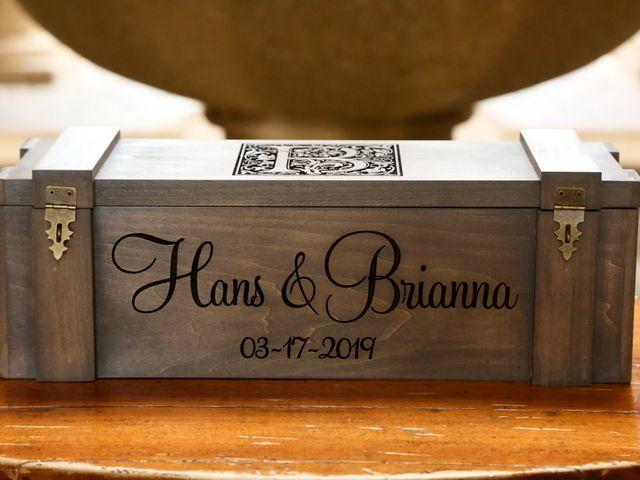 Hans and Brianna's Wedding in Montverde, Florida 2