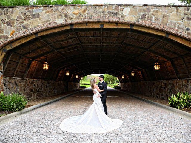 Hans and Brianna's Wedding in Montverde, Florida 49