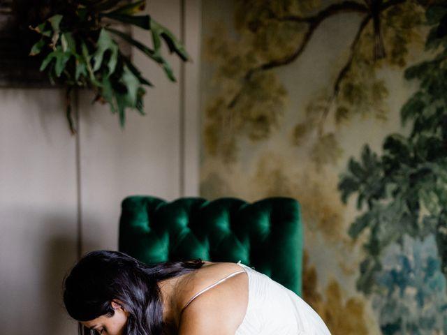 Callan and Cristal's Wedding in Stroudsburg, Pennsylvania 4